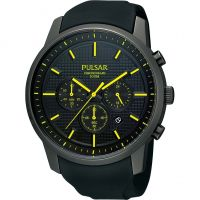 homme Pulsar Chronograph Watch PT3193X1