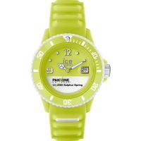 Unisex Ice-Watch Pantone Universe Sulphur Spring Watch PAN.BC.SUS.U.S.13