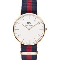 Hommes Daniel Wellington Oxford 40mm Montre