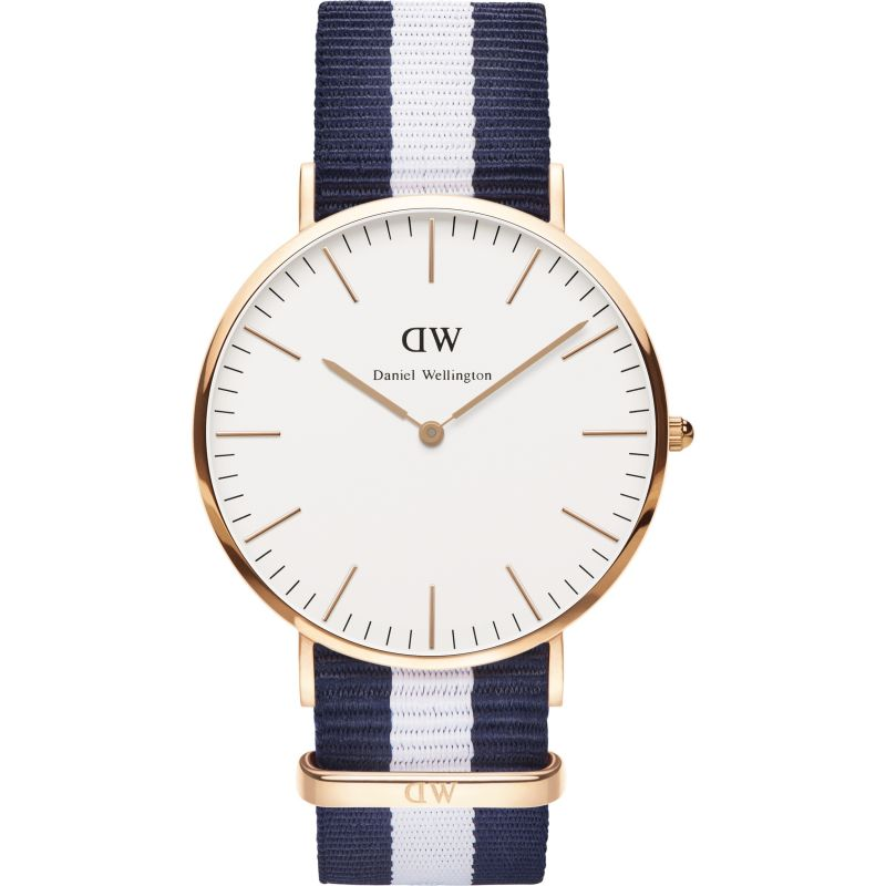 homme Daniel Wellington Glasgow 40mm Watch DW00100004