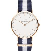 Herren Daniel Wellington Glasgow 40mm Watch DW00100004
