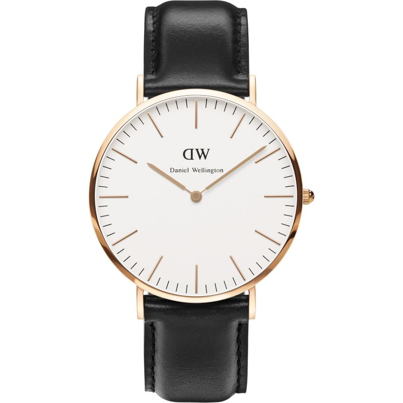 Herren Daniel Wellington Sheffield 40mm Watch DW00100007
