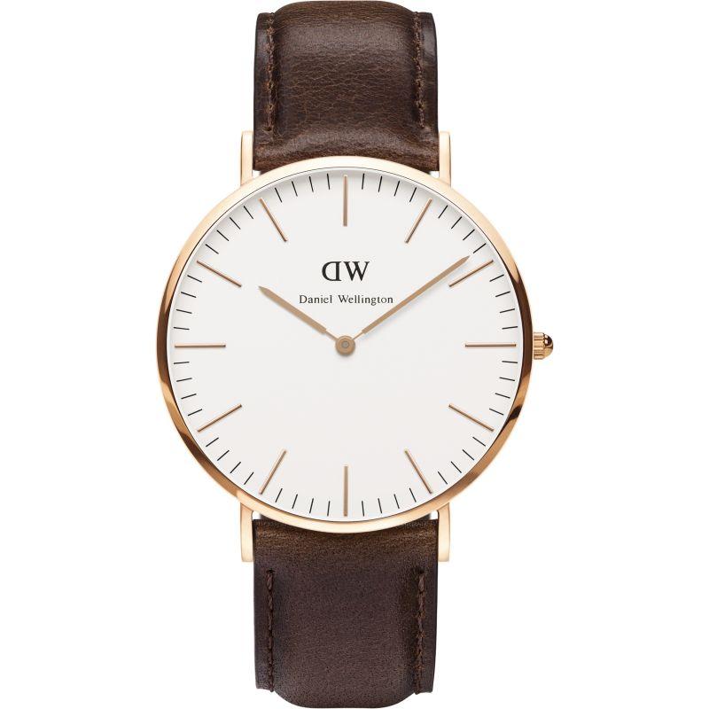 homme Daniel Wellington Bristol 40mm Watch DW00100009