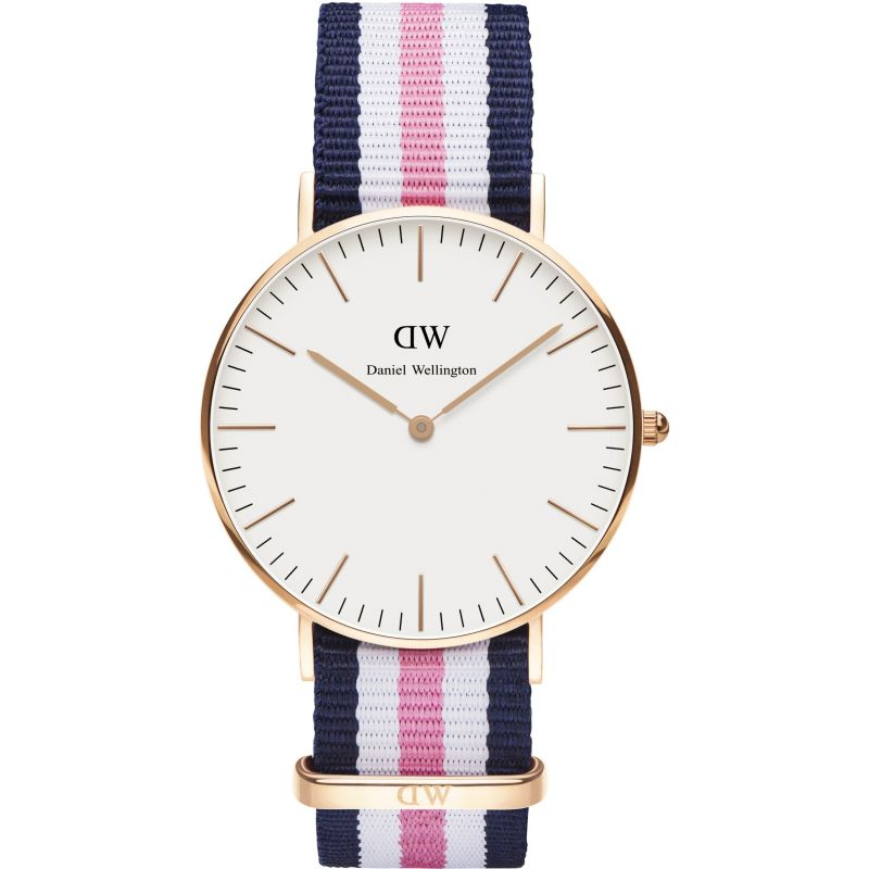 femme Daniel Wellington Southampton Rose 36mm Watch DW00100034