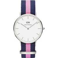 Ladies Daniel Wellington Winchester Silver 36mm Watch