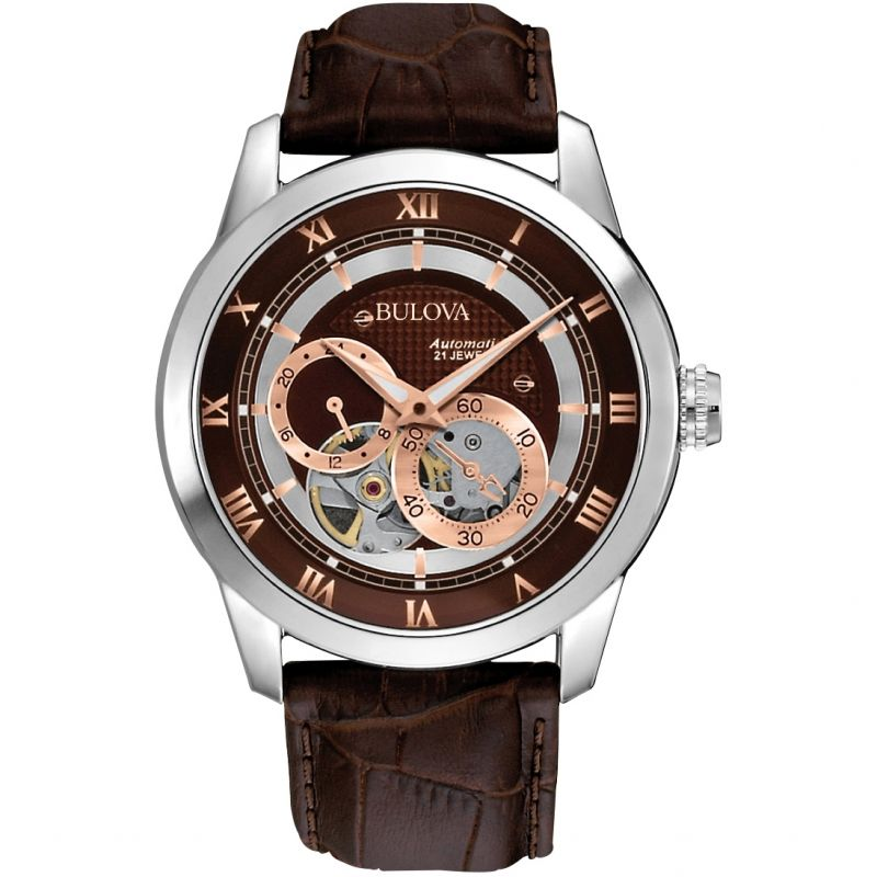 homme Bulova Watch 96A120
