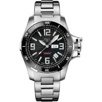 Herren Ball Engineer Hydrocarbon Airborne Chronometer Watch DM2076C-S1CAJ-BK