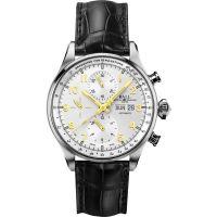 Herren Ball Trainmaster Pulsemeter Automatik Chronograf Uhr