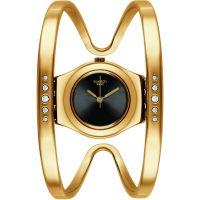 Damen Swatch Nofretete groß Uhr