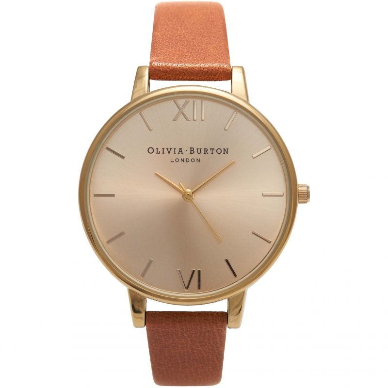 Ladies Olivia Burton Big Dial Watch OB13BD09