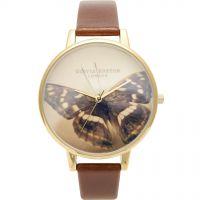 Damen Olivia Burton Woodland Uhr