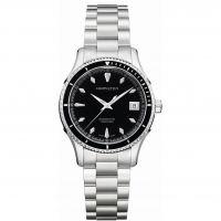 Damen Hamilton Seaview Automatik Uhr