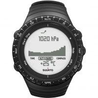 Herren Suunto Core regular black Alarm Chronograph Watch SS014809000