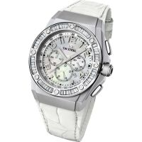 TW Steel CEO Tech 44mm Unisexchronograaf Wit CE4015
