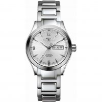 homme Ball Engineer II 40mm Watch NM2026C-S5J-WH