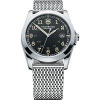 Herren Victorinox Schweizer Militär Infantry Uhr