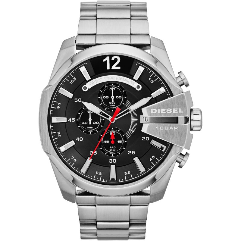 homme Diesel Chief Chronograph Watch DZ4308