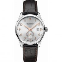 Mens Hamilton Jazzmaster Small Second Automatic Watch