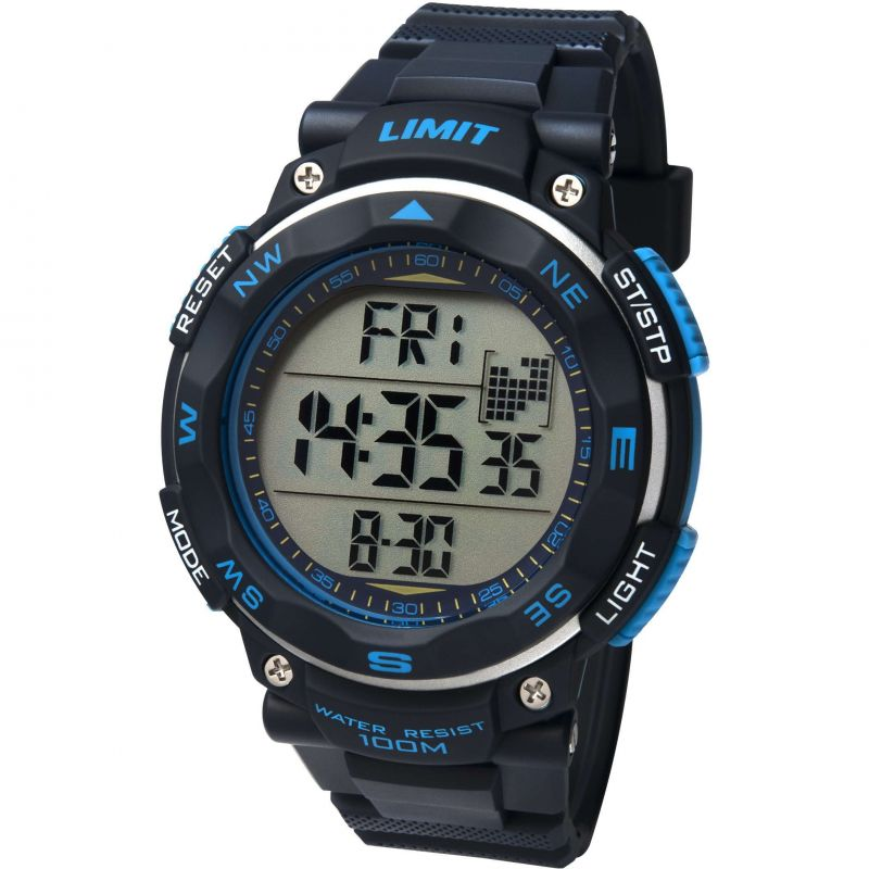 Mens Limit Pro XR Alarm Chronograph Watch 5487.01