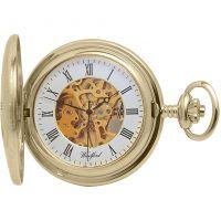 Woodford voll Hunter Skelett mechanisch Uhr