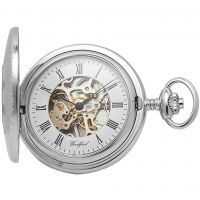 Woodford Full Hunter Skeleton Mechanical Watch