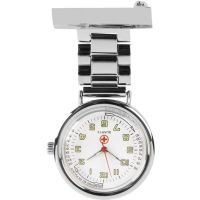 Woodford Nickel Free Nurses Fob Watch