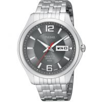 Mens Pulsar Kinetic Watch