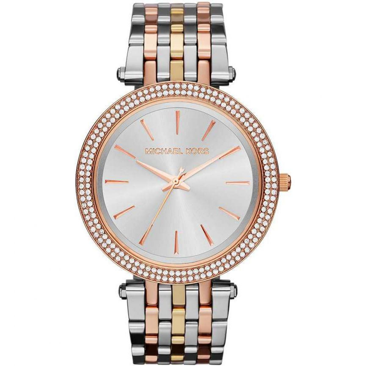 Ladies Michael Kors Darci Glitz Watch MK WatchShopcom - Graphic design invoice template word michael kors outlet online store