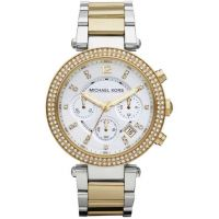 Damen Michael Kors Parker Chronograph Watch MK5626