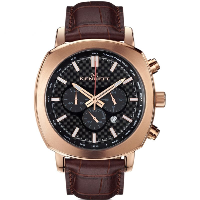 Mens Kennett Challenger Chronograph Watch WCHAROCFDABRN