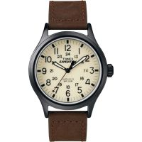 Timex Expedition Herrklocka Brun T49963