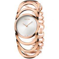 Damen Calvin Klein Body Watch K4G23626
