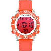 Herren Nautica NSR100 Alarm Chronograph Watch A09927G