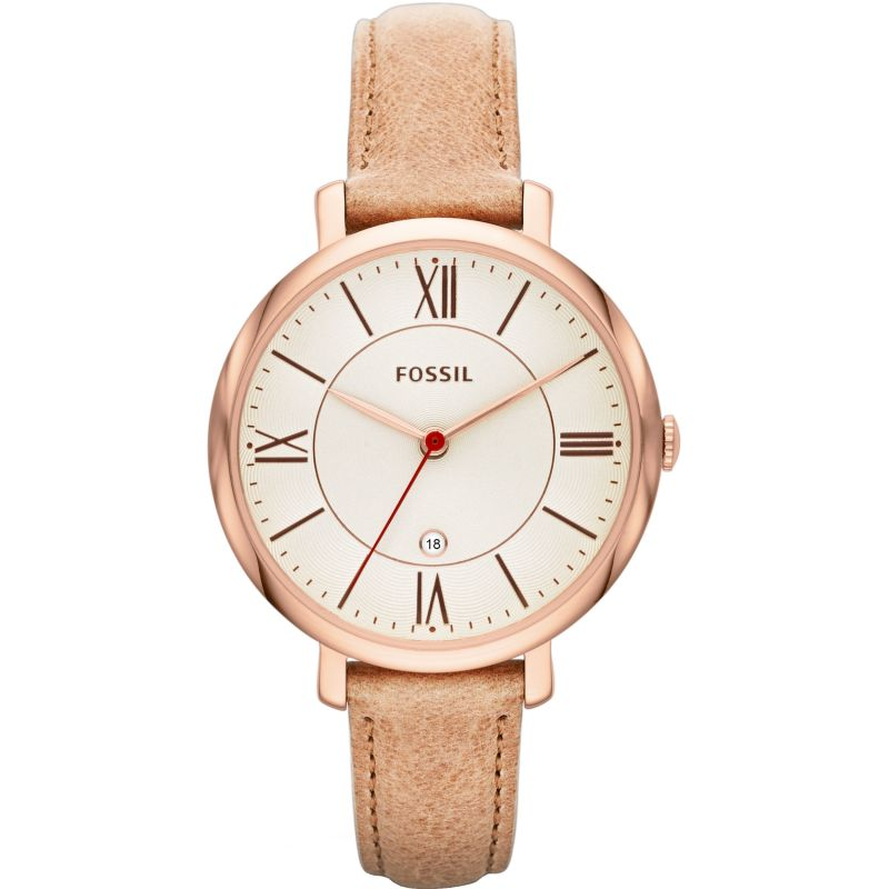 Damen Fossil Jacqueline Watch ES3487