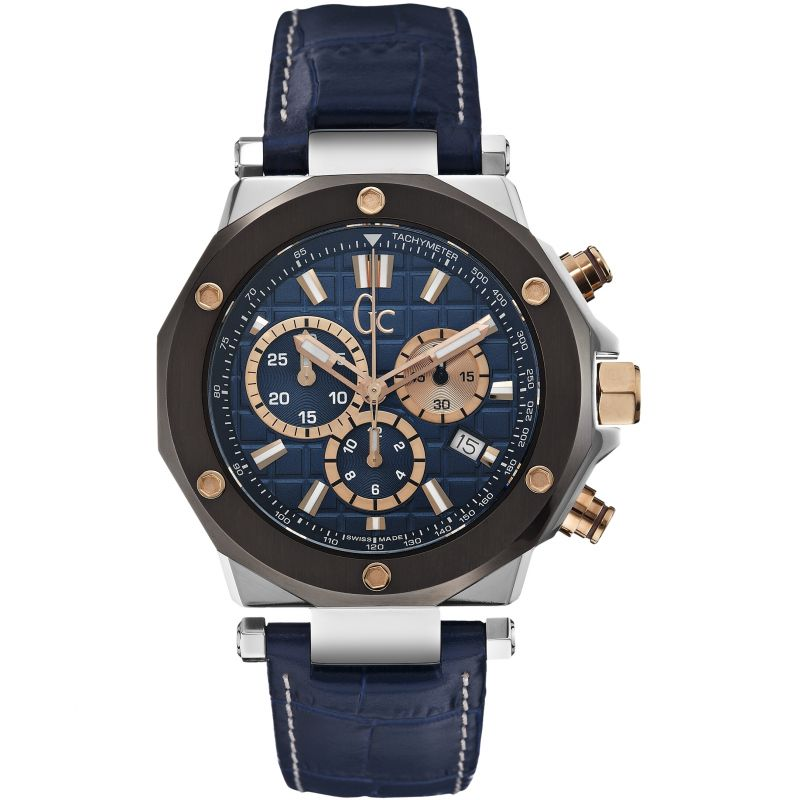 homme Gc Gc-3 Chronograph Watch X72025G7S