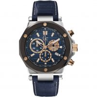 Herren Gc Gc-3 Chronograph Watch X72025G7S