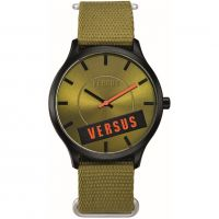 Versus Versace Less Damklocka Grön SO6080014