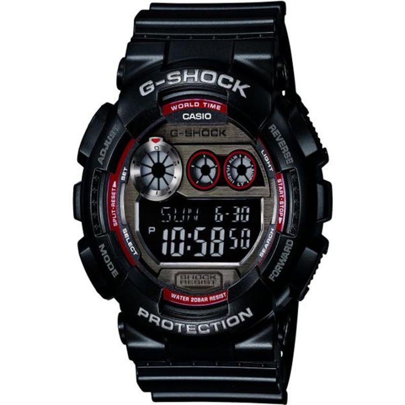 Herren Casio G-Shock Alarm Chronograph Watch GD-120TS-1ER