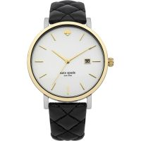 Kate Spade New York Metro Dameshorloge Zwart 1YRU0125
