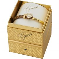 Ladies Guess PVD Gold plated Color Chic Bracelet Box Set UBS91310