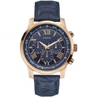 Herren Guess Horizon Chronograph Watch W0380G5