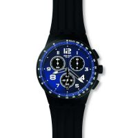 Mens Swatch Nitespeed Chronograph Watch