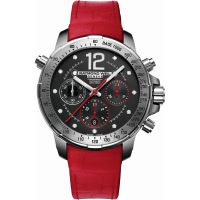 Damen Raymond Weil Nabucco BRIT Awards 2014 Limited Edition Chronograph Diamond Watch 7700-TIR-BRIT14