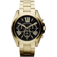 Damen Michael Kors Bradshaw Chronograph Watch MK5739