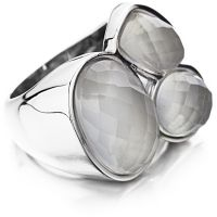 Ladies Shimla Stainless Steel Size N Ring