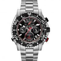 Herren Bulova UHF Precisionist Chronograf Uhr