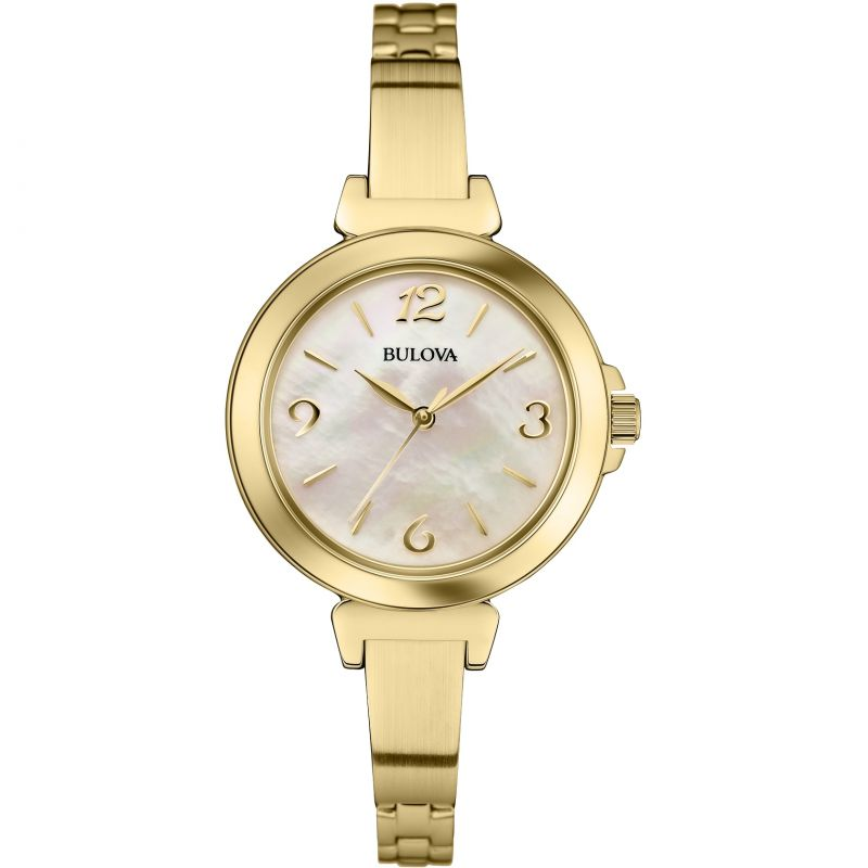Ladies Bulova Dress Watch 97L136