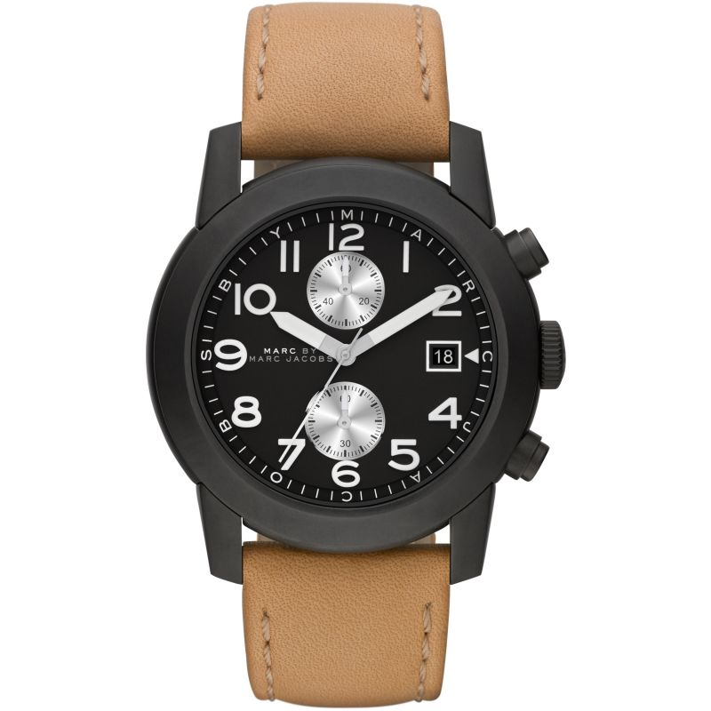 Mens Marc Jacobs Larry Chronograph Watch MBM5053