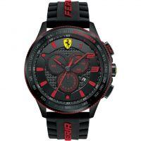 Herren Scuderia Ferrari Scuderia XX Chronograph Watch 0830138