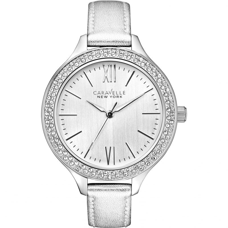 Ladies Caravelle New York Carla Watch 43L167